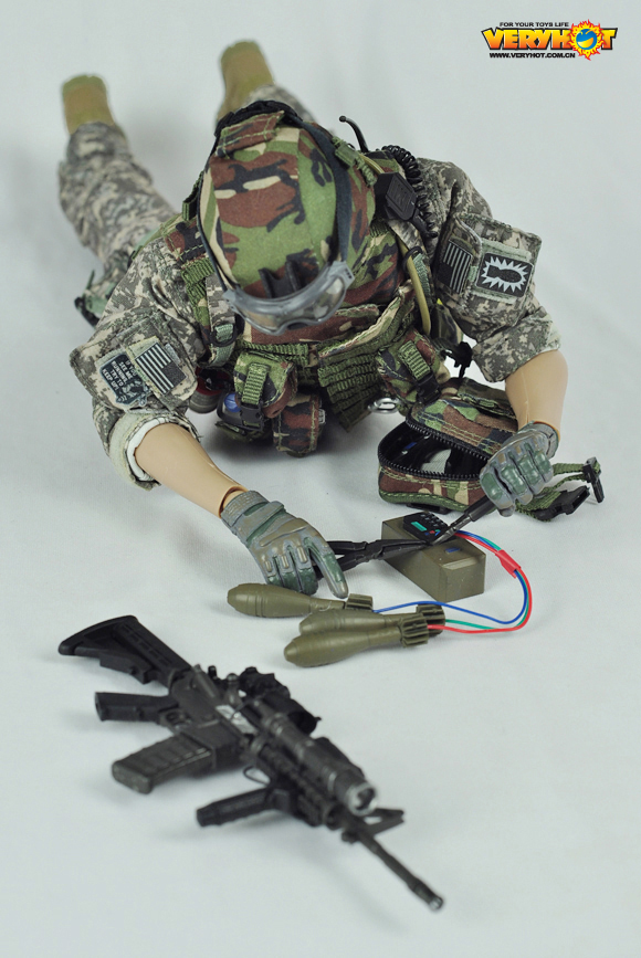US ARMY EOD Operation Iraqi Freedom