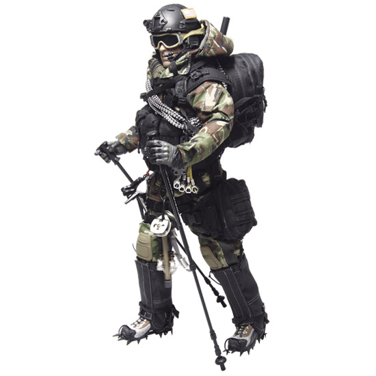 U.S. NAVY SEAL POLAR MOUNTAIN STRIKER