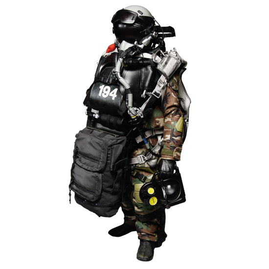 NAVY SEAL HALO UDT JUMPER CAMO DRY SUITVER