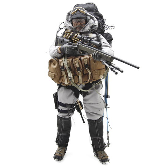 NAVY SEAL MOUNTAIN OPS SNIPER ACU VERSION)